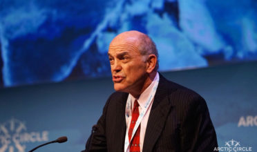 Rafe Pomerance is the chair of Arctic 21, a network of NGO scientists and advocates on Arctic climate issues. (Photo: Arctic/Circle)