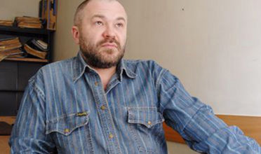 Aleksei Gribkov, Russian environmentalist and forest protector. (Photo: Pacific Environment)