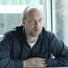Vladimir Slivjak is a Russian environmental leader and social justice activist and co-founder of Ecodefense.